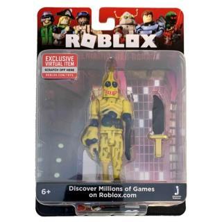 Roblox Action základní figurka Brainbot 3000 W.7 [HRAČKA]